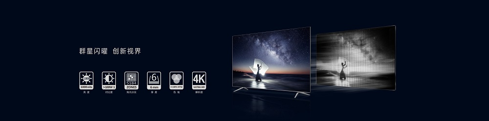 TCL CSOT Launched Global First MLED TV Display